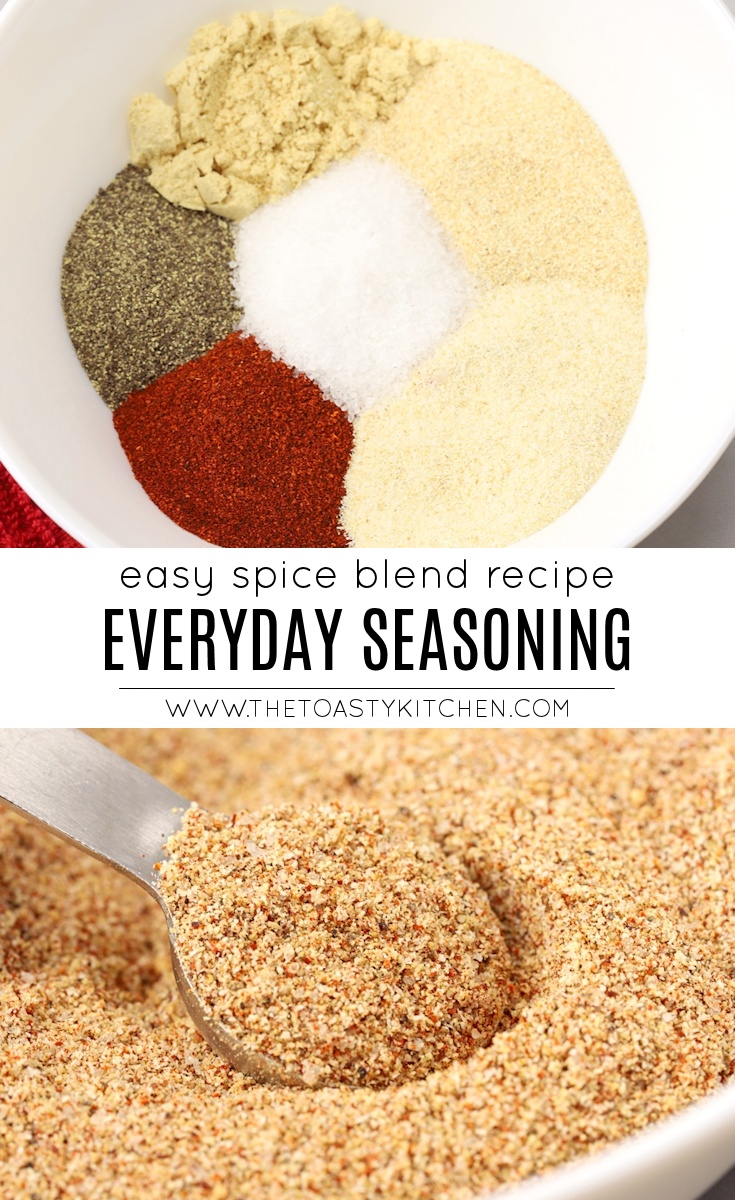 Everyday Seasoning by The Toasty Kitchen