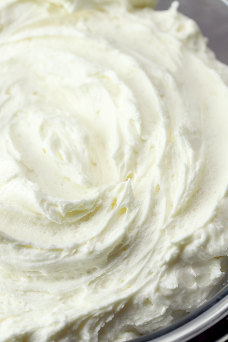 Whipped Buttercream Frosting The Toasty Kitchen