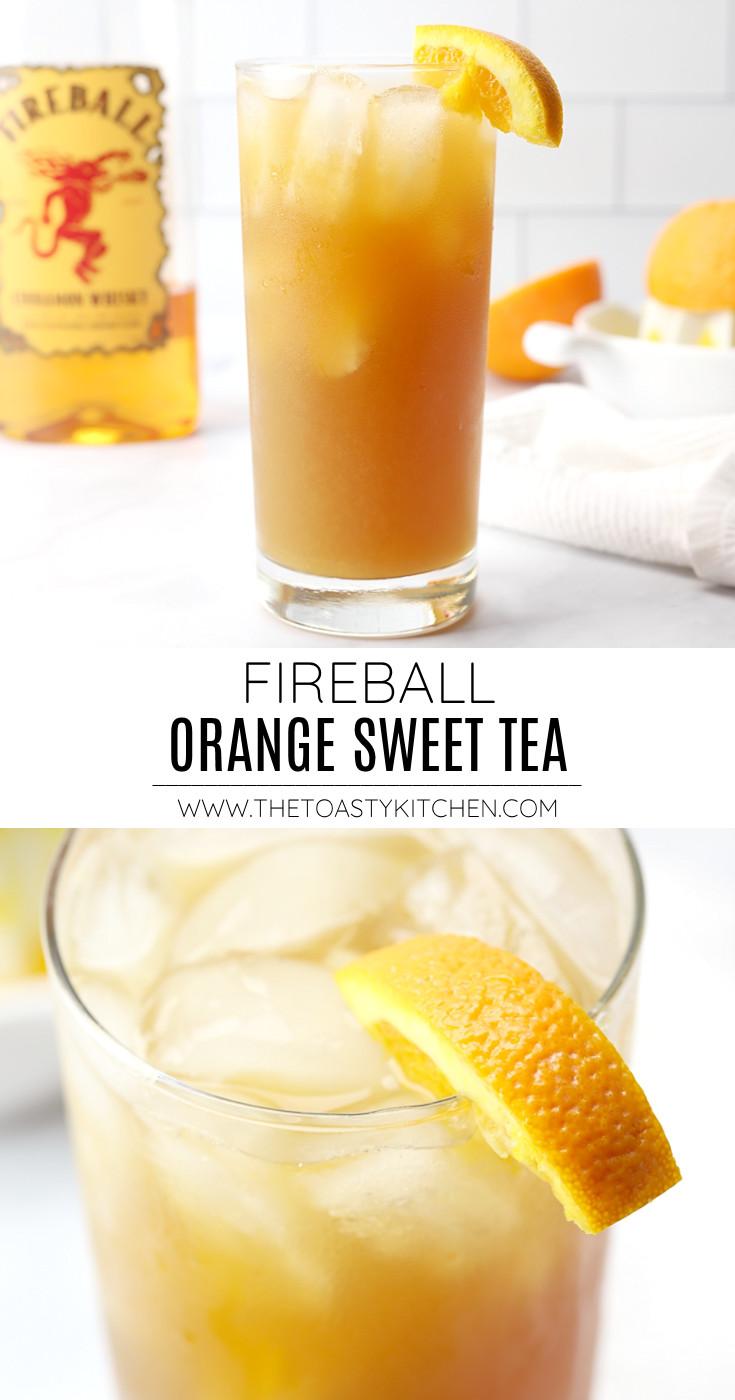 Fireball orange sweet tea recipe.