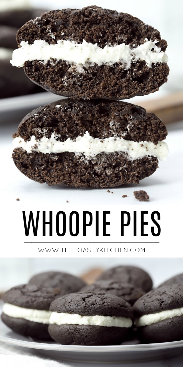 Whoopie Pies by The Toasty Kitchen