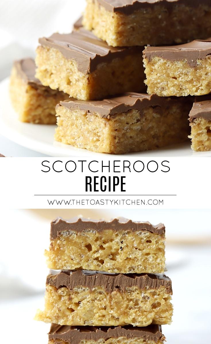 Scotcheroos by The Toasty Kitchen