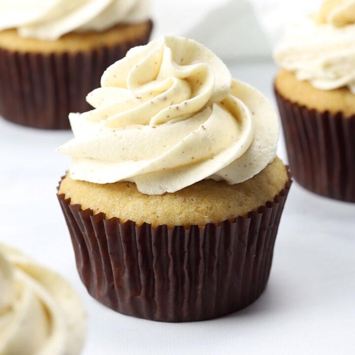 Applesauce cupcakes recipe.
