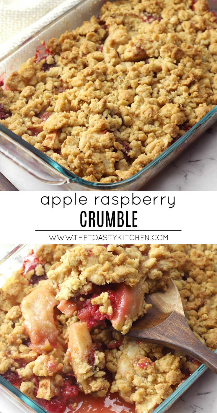 Apple Raspberry Crumble Recipe