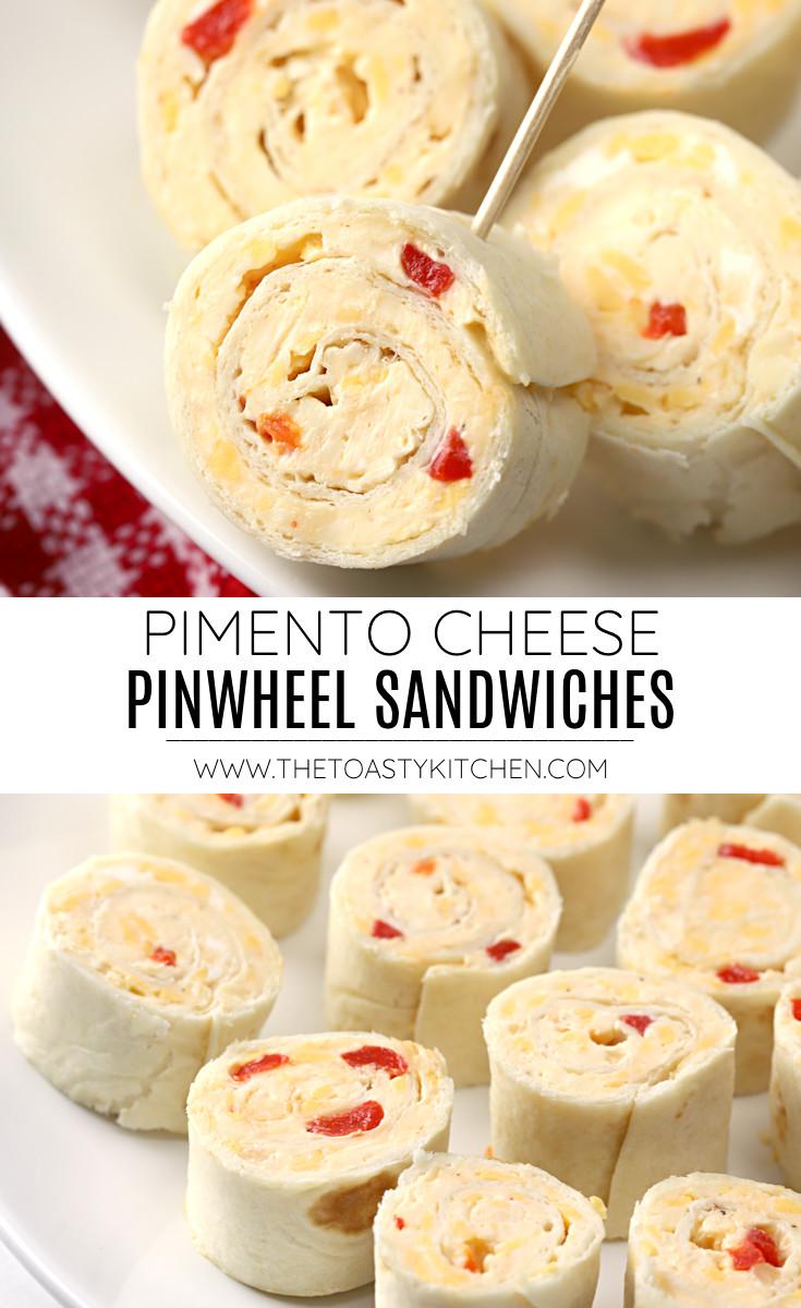 Pimento cheese pimento cheese sandwiches recipe.